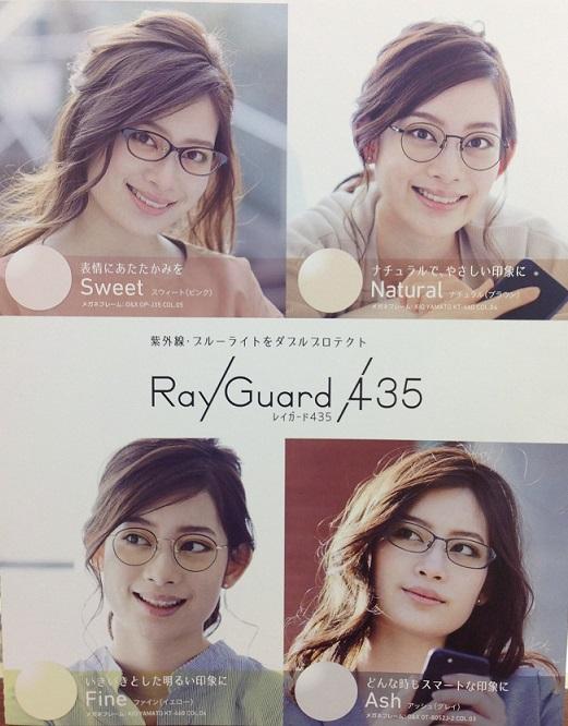 HOYA RayGurd 435
