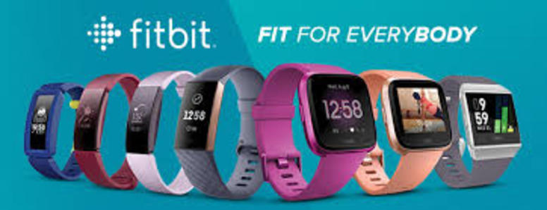 Fitbitのサムネイル