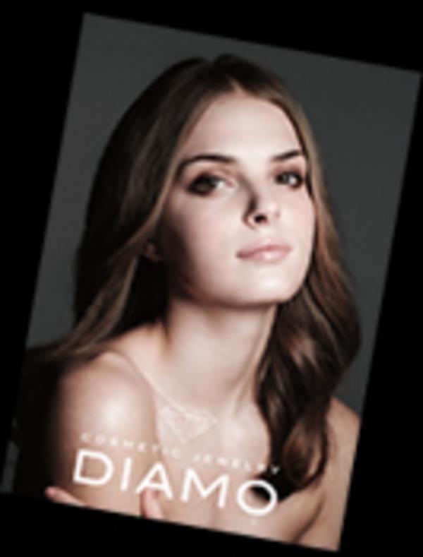 塗るダイヤモンド『DIAMO』好評販売中!