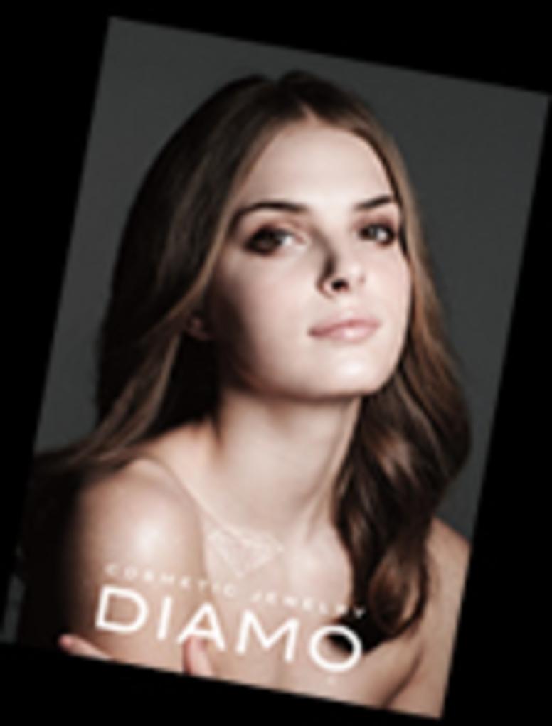 塗るダイヤモンド『DIAMO』好評販売中!のサムネイル