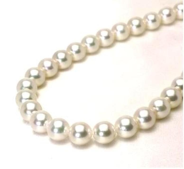 花珠真珠ネックレスのサムネイル