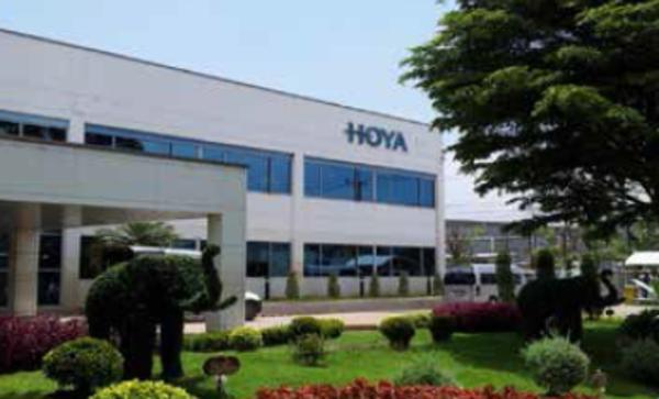 HOYAアユタヤ工場を見学