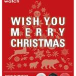 「ICE」ウオッチクリスマスキャンペーン